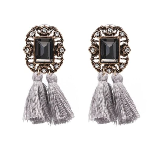 VINTAGE TASSELS Earrings