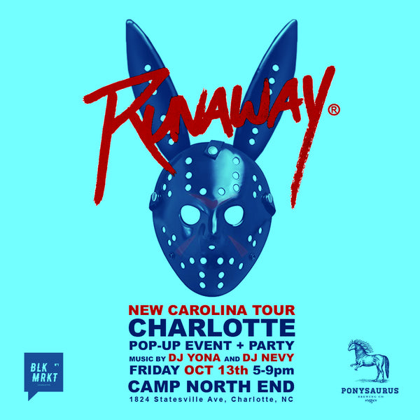 Runaway to Charlotte: New Carolina Tour