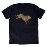 Acid Bull Speckled Tee