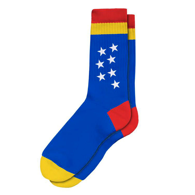 Durham Flag Socks