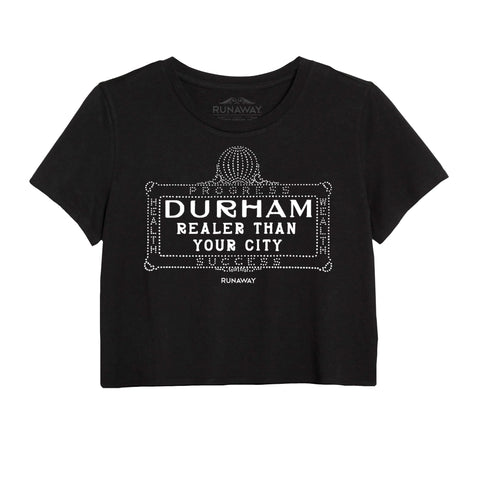 Thank You Durham Tee