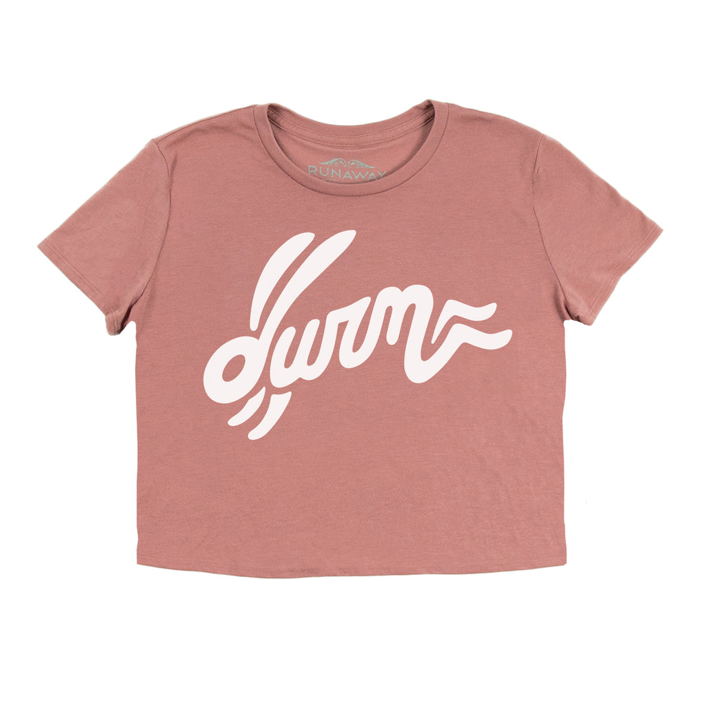 DURM Rabbit Crop Top