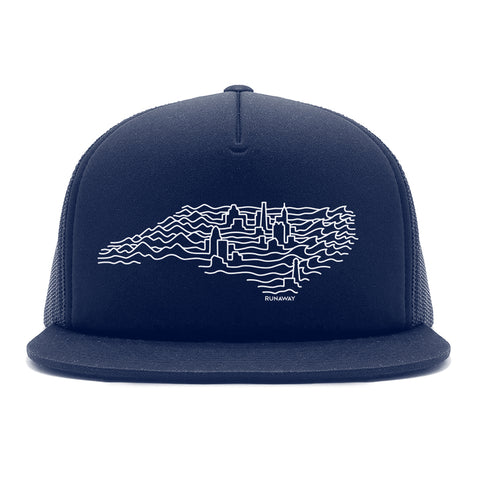 9 God Hat (Black)