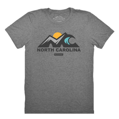 Mountains to Sea LS Tee