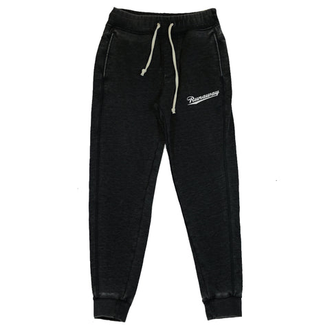 Logo Sweatpants (Navy)