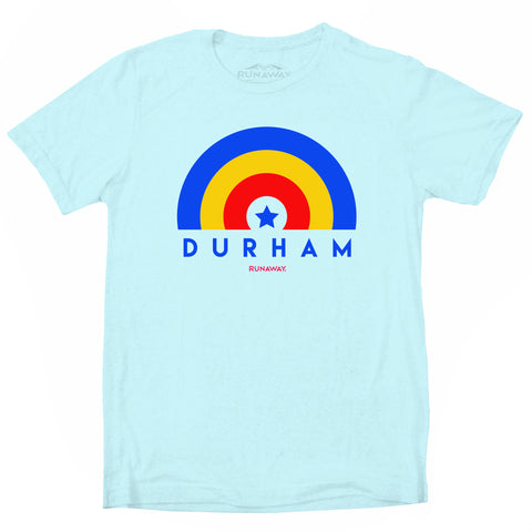 Thank You Durham Ringer Tee(women's)