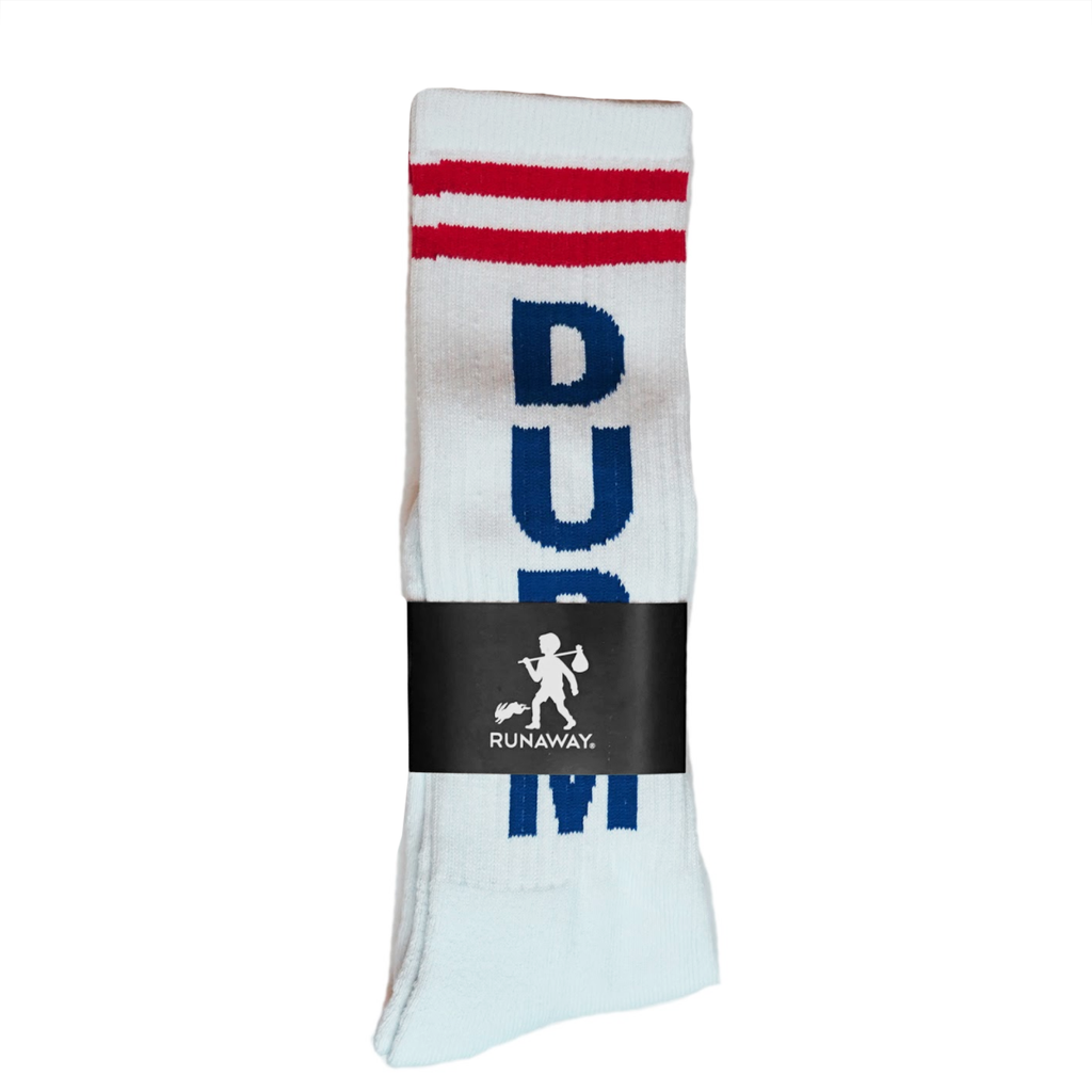 DURM Gym Socks(white)