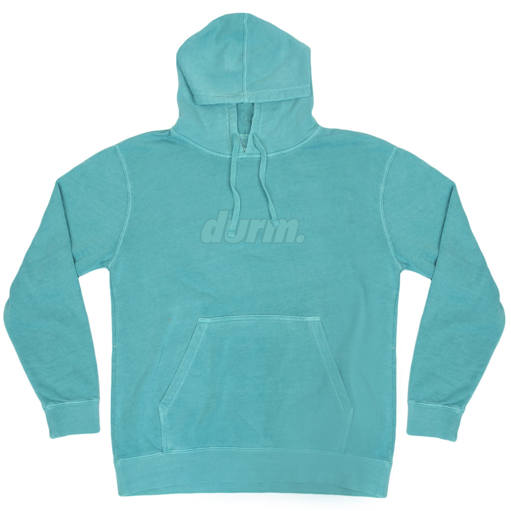Durm Embroidered Hoodie(Mint)