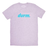 DURM Lowercase Tee(Lilac)