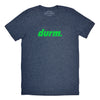 DURM Lowercase Tee(Navy)