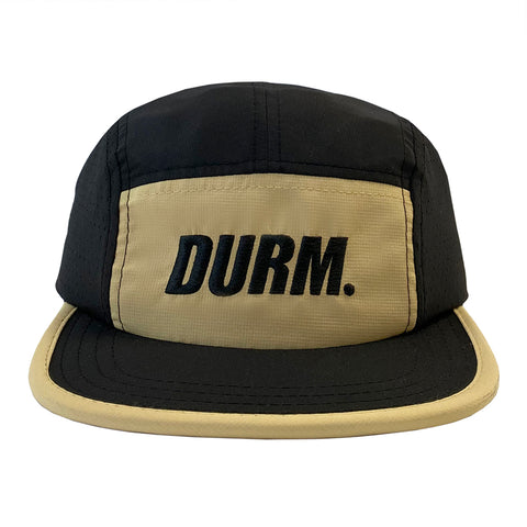 DURM Block Hat(gray chambray)