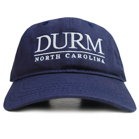 DURM Block Hat(dark navy)