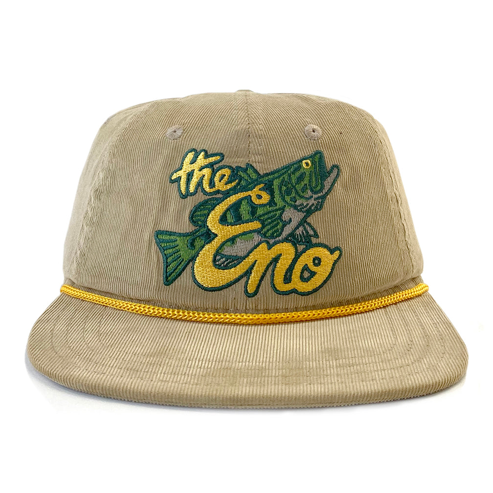 Eno River Hat(Tan Corduroy)