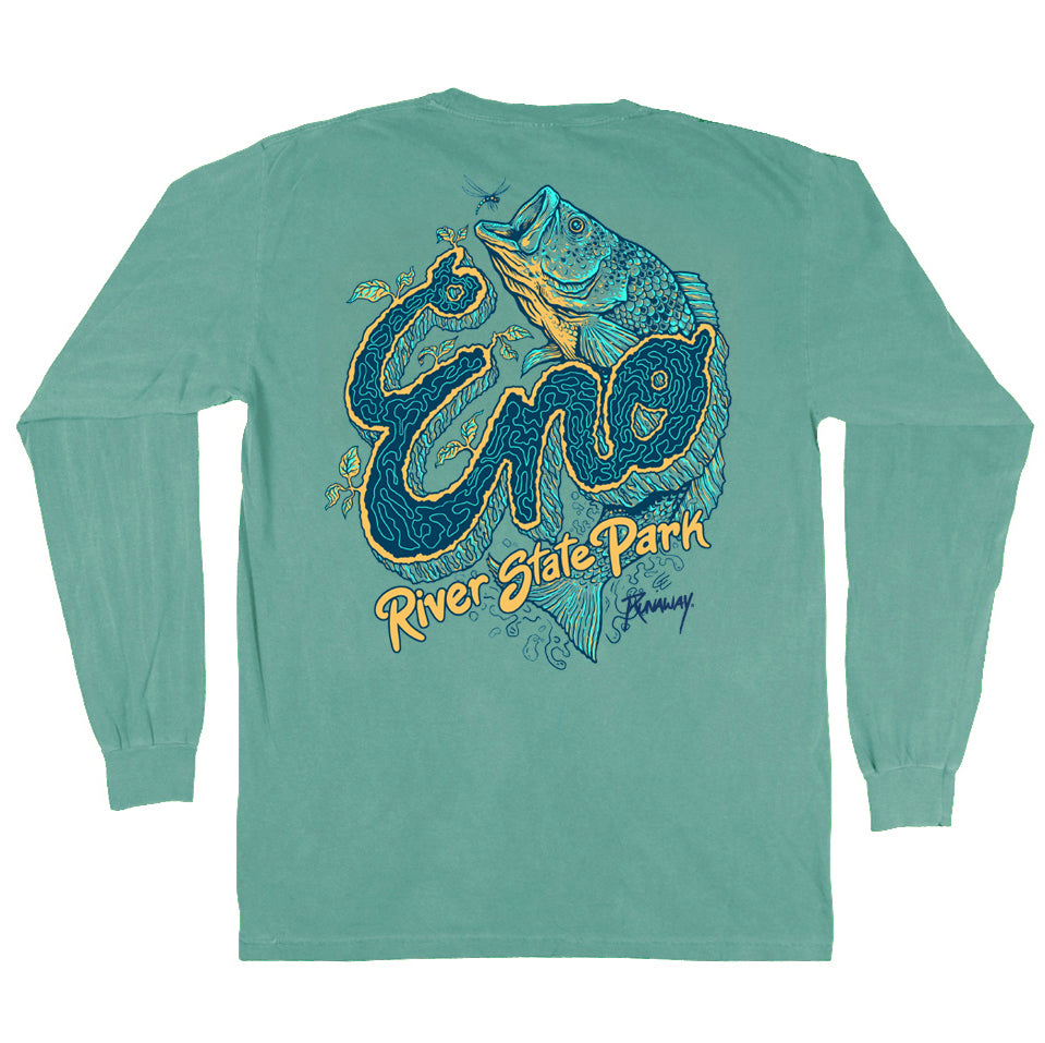 Eno River State Park LS Tee