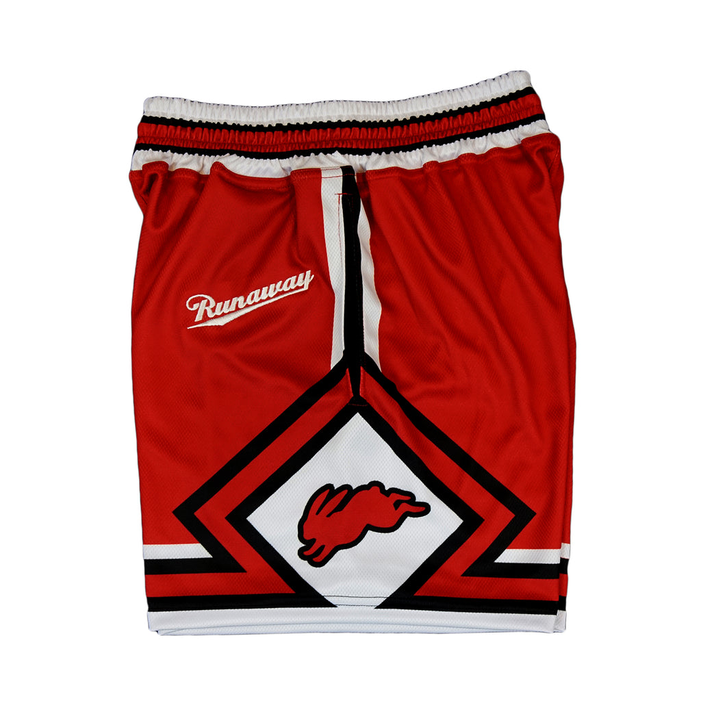 G.O.A.T. Shorts (Red)