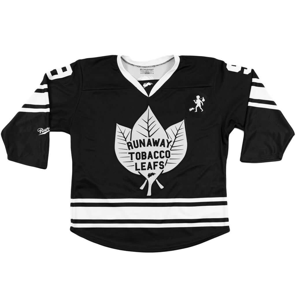 Tobacco Leafs Hockey Jersey