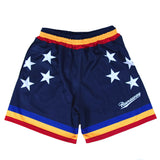 Durham Flag Shorts