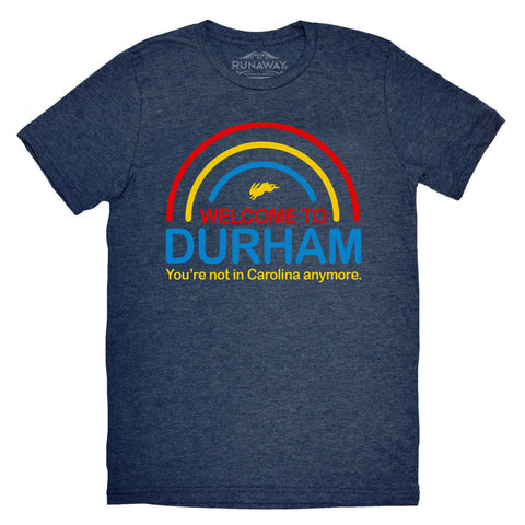 Welcome to Durham Tote Bag