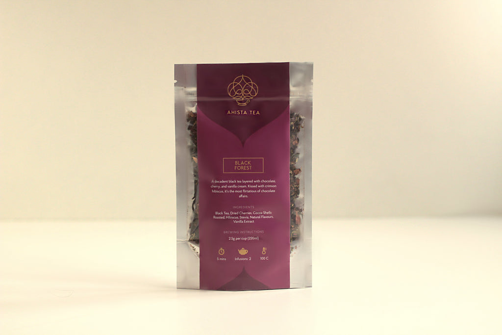 Luxury Tea Refill Bags for Tea Enthusiasts, Connoisseurs, Corporate Employees and Clients.