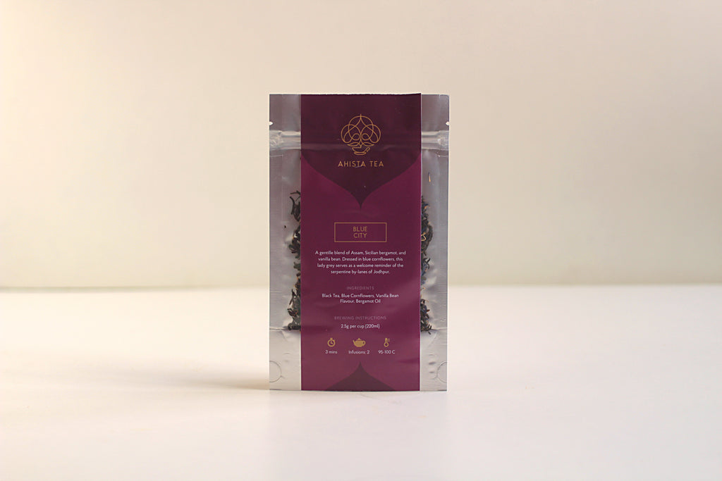 Luxury Cream of Earl Grey Black Tea Refill Bags for Tea Enthusiasts, Connoisseurs, Corporate Employees and Clients.