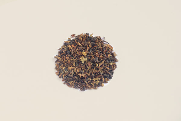 All-Natural, Organic, Loose Leaf, Lemon Tulsi Adaptogenic Black Tea Blend