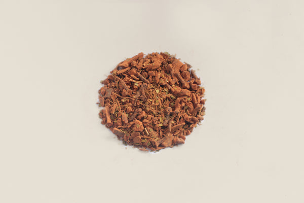 All-Natural, Organic, Loose Leaf, Chocolate Spiced Yerba Mate Herbal Energy Boosting Tea Blend