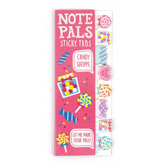 Note Pals Sticky Tabs, Candy Shoppe