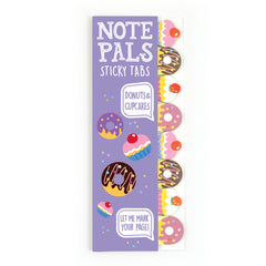 Note Pals Sticky Tabs, Donuts & Cupcakes