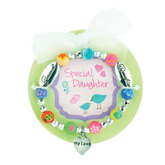 Girls Special Daughter Bracelet