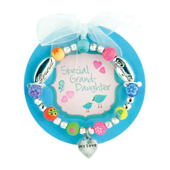 Girls Special Granddaughter Bracelet