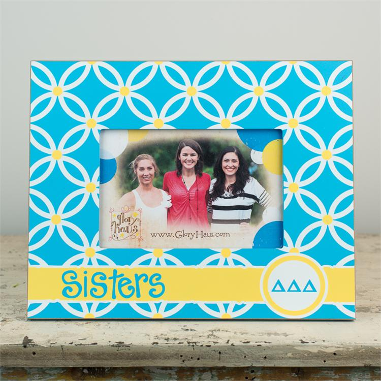 Sorority Sisters Picture Frame