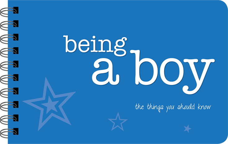 Being a boy book