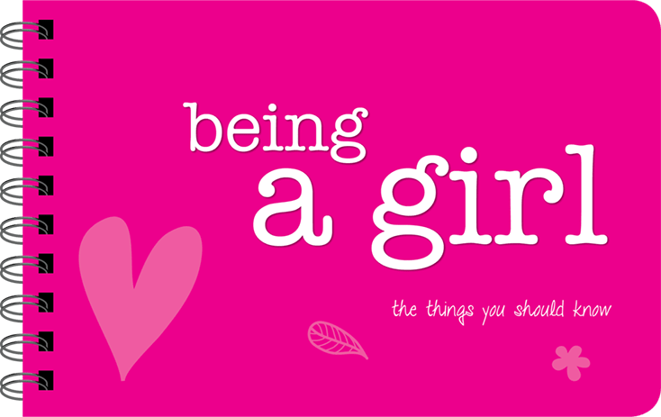 Being a girl book