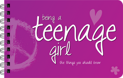 Being a teenage girl book