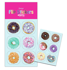Animated Stickers, Donuts