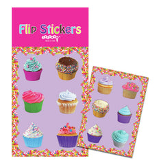 Animated Stickers, Cupcakes