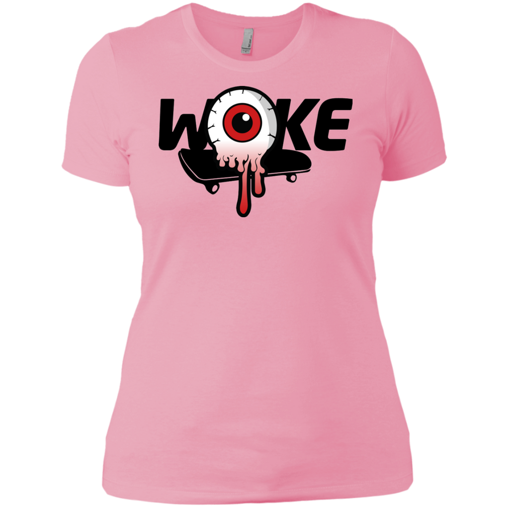 Woke Eyeball Ladies Tee