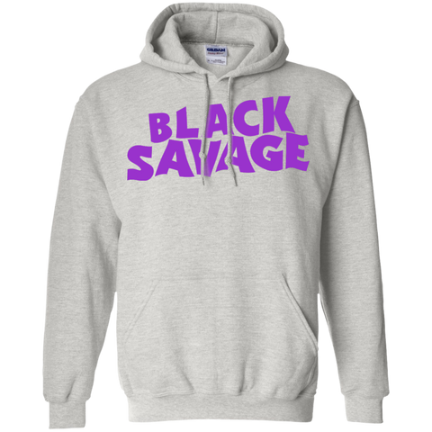 Image of Black Savage Hoodie