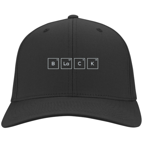 Black Chemistry Hat