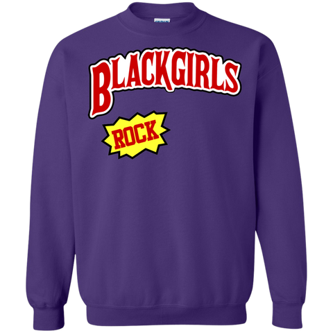 Black Girls Rock Crewneck