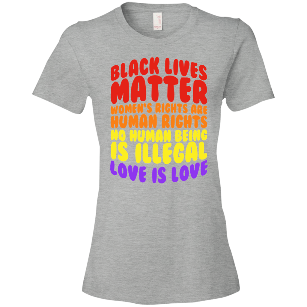 Love is Love Ladies' T-Shirt