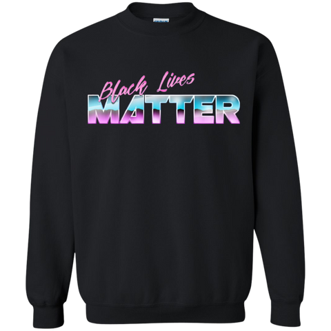 BLM Midnight Wave Crewneck