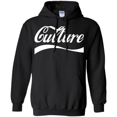Image of Culture Pullover Hoodie