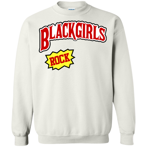 Image of Black Girls Rock Crewneck
