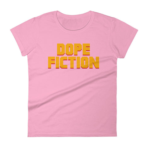 Image of Dope Fiction Women's short sleeve t-shirt