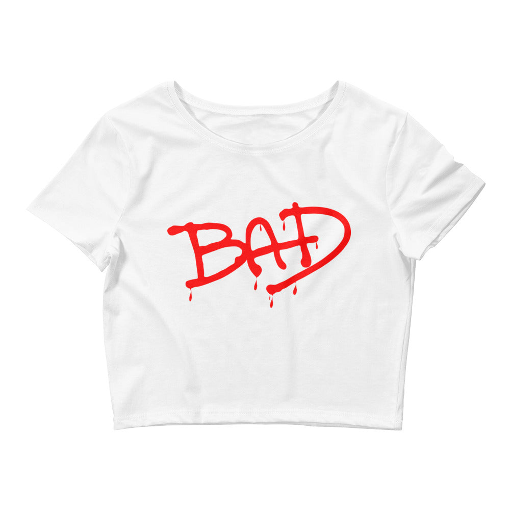 BAD Women's Crop Tee