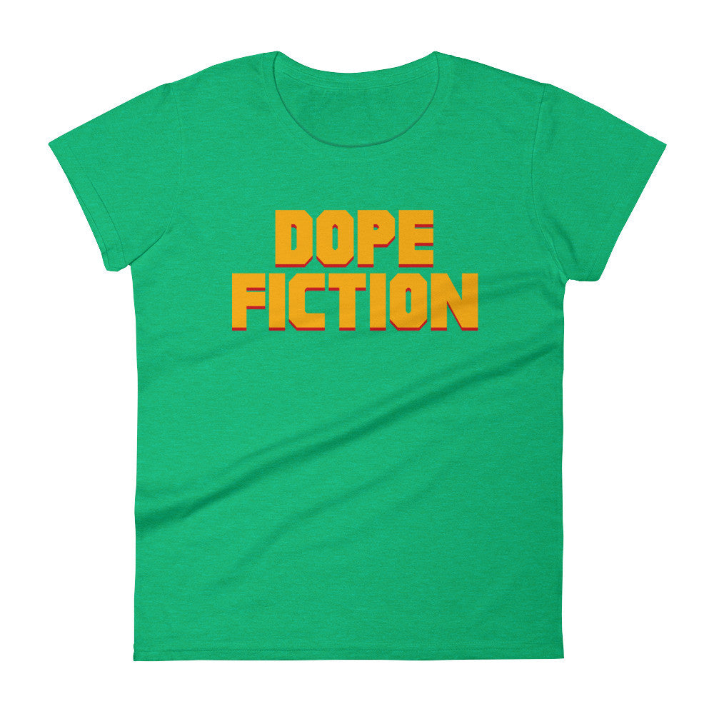 Dope Fiction Women's short sleeve t-shirt
