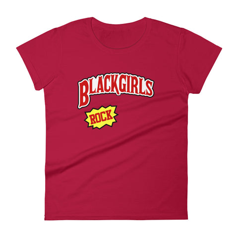 Black Girls Rock Women's short sleeve t-shirt