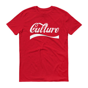 Culture Mens Short sleeve t-shirt