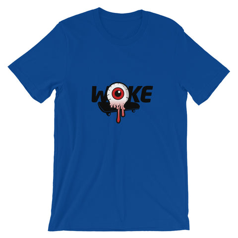 Image of Woke Short-Sleeve Unisex T-Shirt